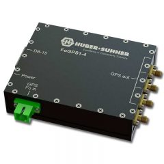 GPS-over-Fiber Optic Link