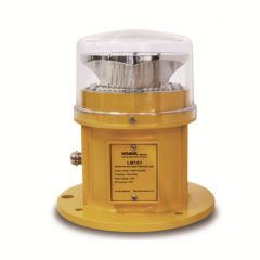 Medium Intensity Aviation Obstruction Light with GPS