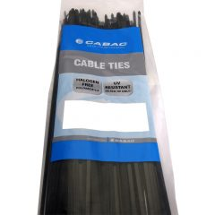 Cable Ties, 300mm x 4.8mm