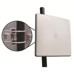 HyperLink Wireless 3.5 GHz 16 dBi Dual Polarized Flat Panel Antenna