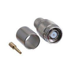 TNC Male Crimp Reverse Pin, LMR400