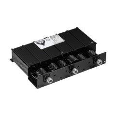 66-88MHz Duplexer, 6-cavity