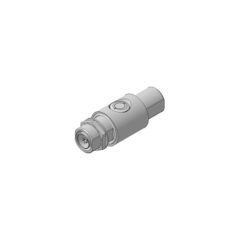 Lightning Arrestor 690-2700MHz ¼ wave, HP filter 7/16 DIN