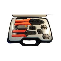 Coax Crimp Tool Kit
