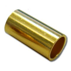 Crimp Sleeve, suits RG223/400 Gold Plated