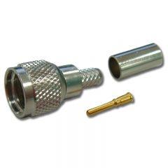 Mini-UHF Male Crimp, RG58