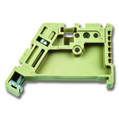 DIN rail stop blocks