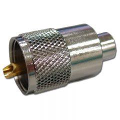 UHF Male Solder Twist, RG58
