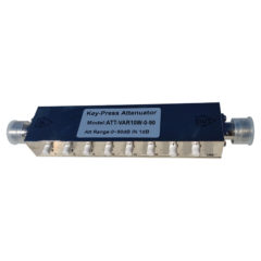 Variable Attenuator DC-3GHZ, 10W, 0-90dB in 1dB step