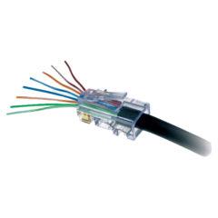 CD-EZRJ455E RJ45 CAT5e plug