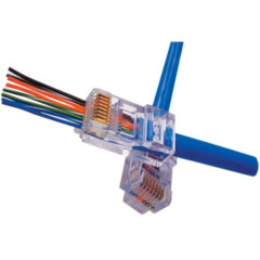 EZ-RJ45 Shielded Plugs CAT5e/6